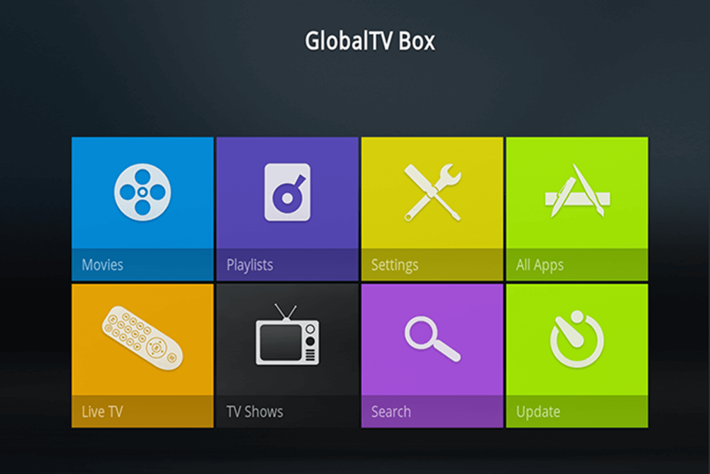 GlobalTV Portfolio