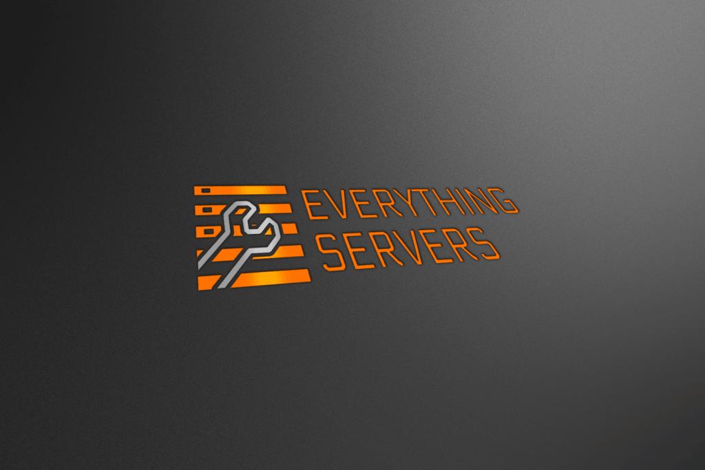 Everything Servers Branding Portfolio