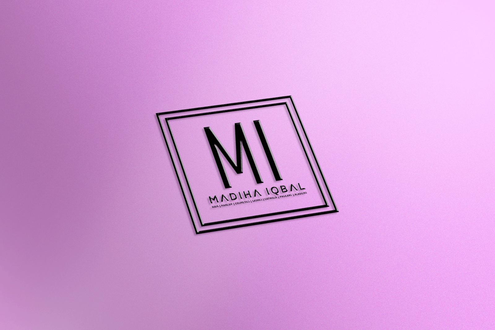 Madiha Iqbal Branding