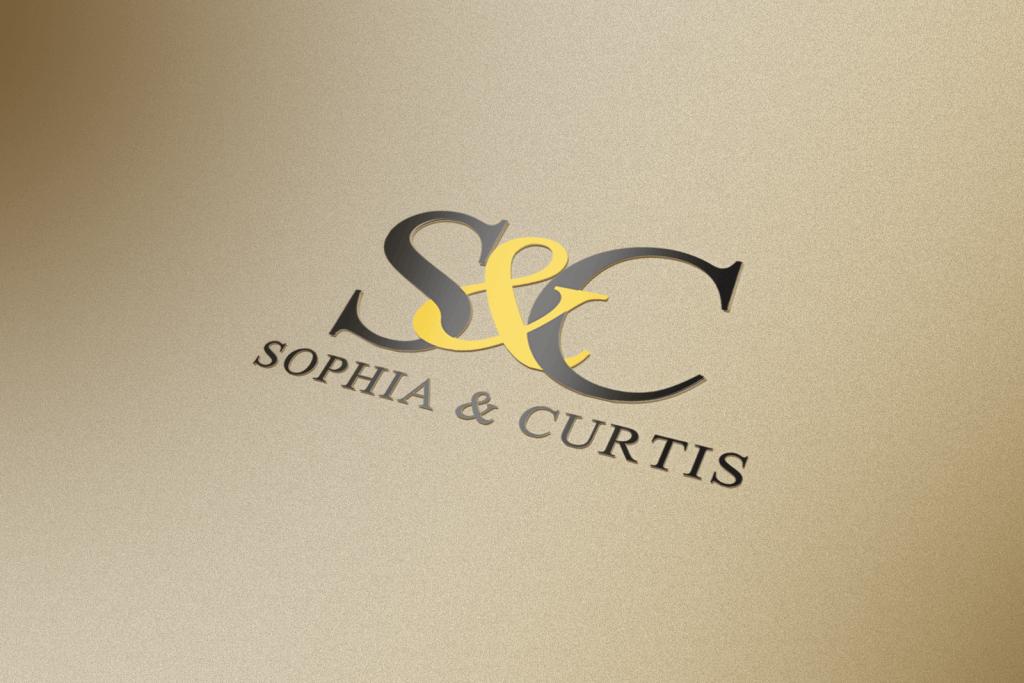 Sophia & Curtis Branding Portfolio